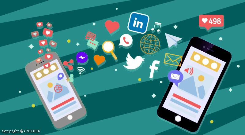 animation de réseaux sociaux