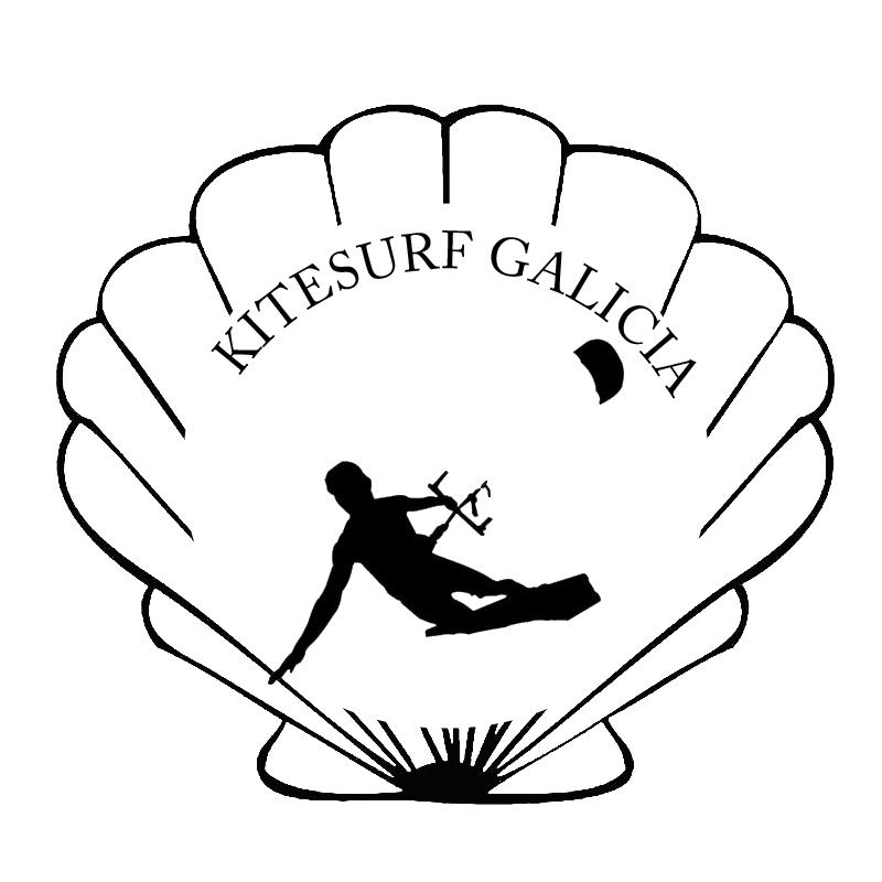 logo kitesurf galicia