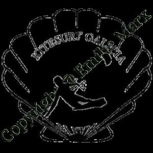création de logo kitesurf galicia