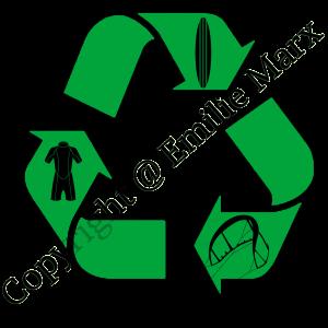 création de logo recyglisse